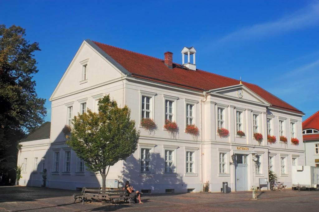 Pritzwalker Rathaus, Prignitz
