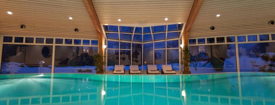 Hotel Jagdhaus Wiese in Schmallenberg: Schwimmbad