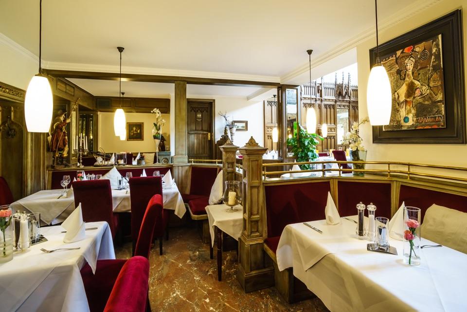 Hotel & Restaurant Holsteiner Hof (Timmendorfer Strand), Resaturant