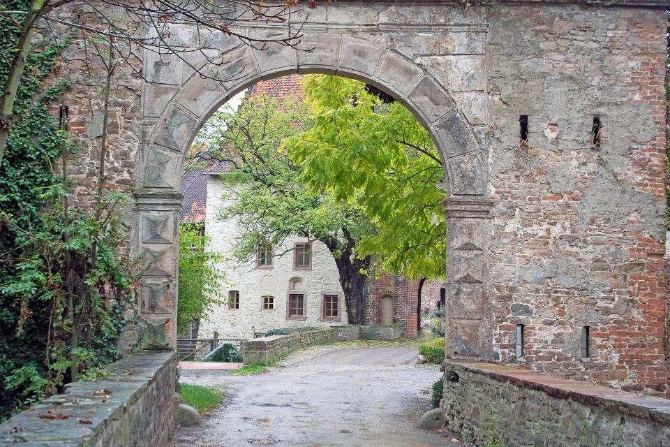 Schloss Altenhausen in der Magdeburger Börde