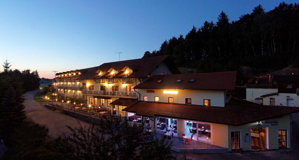 Hotel Reibener Hof (Konzell), Aussenansicht