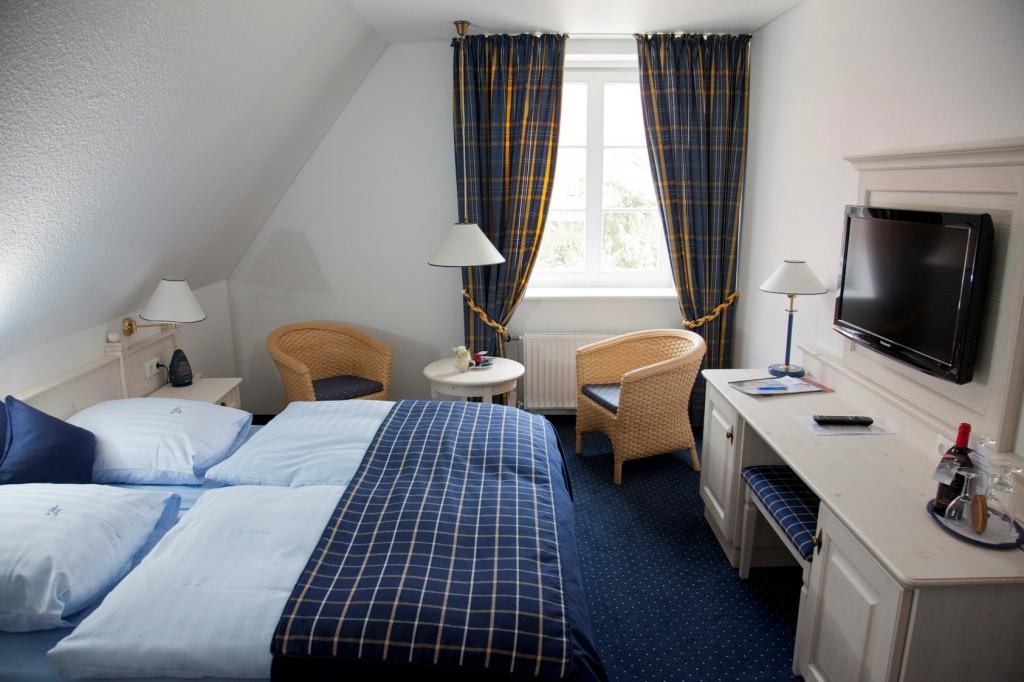 Hotel Altes Land in Jork - Doppelzimmer