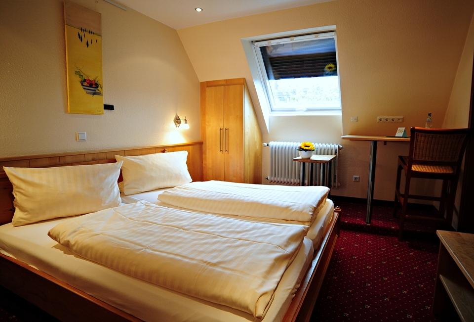 Zimmer im Gasthof Löwen Heitersheim im Markgräfler Land