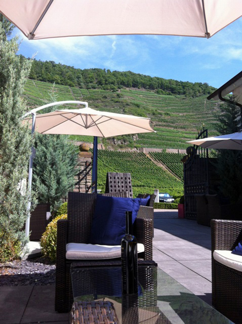 Lounge © Weingut Deutzerhof
