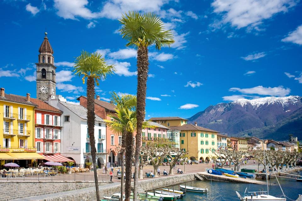 Ascona im Tessin