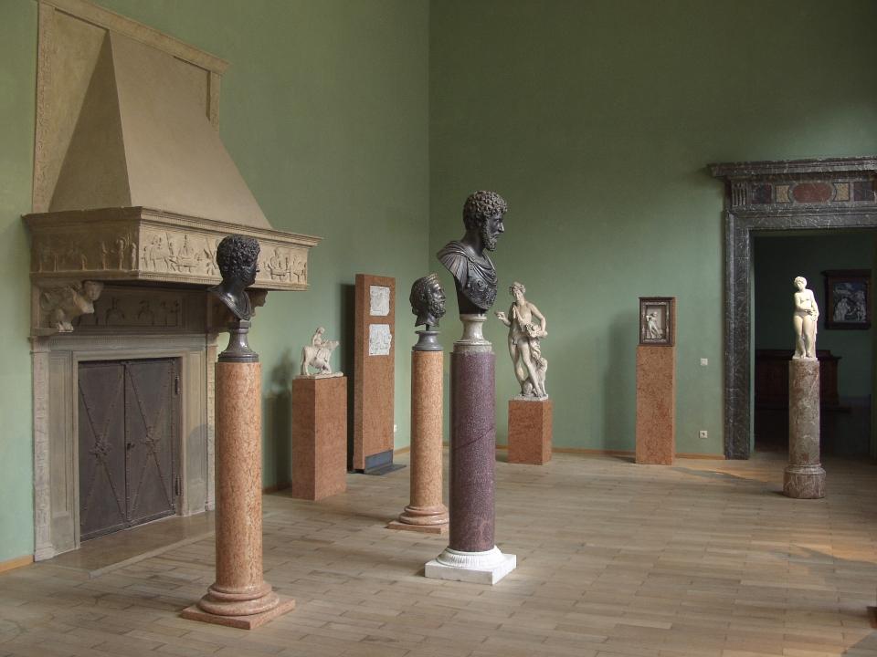 Ausstellung, Das Bayerische Nationalmuseum