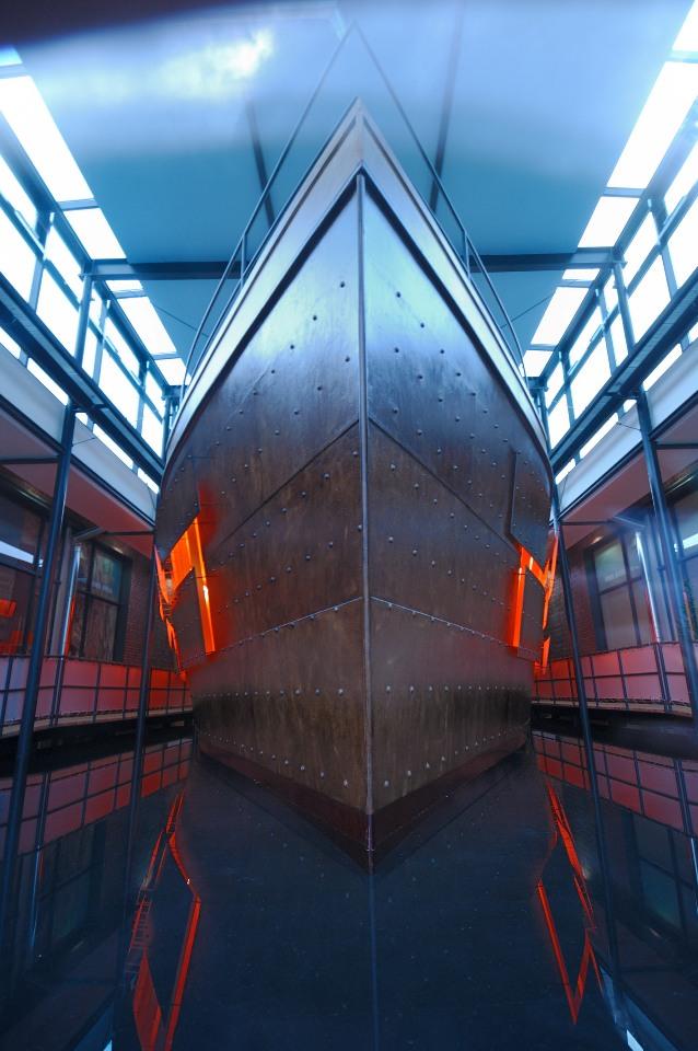 Museumsschiff - Musem BallinStadt