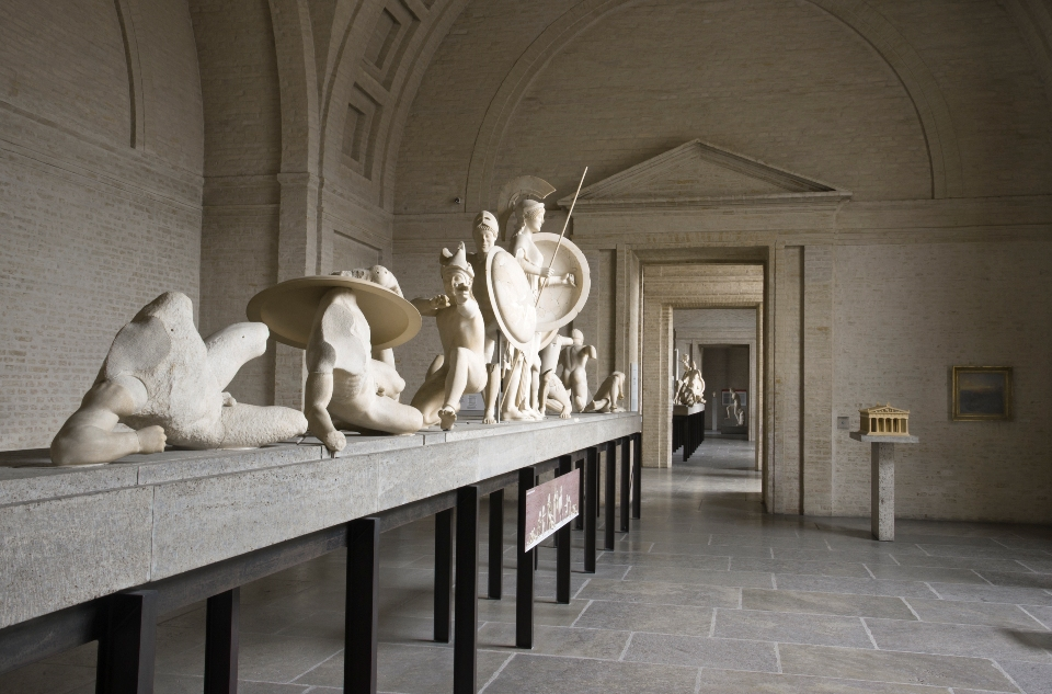 Skulpturen der Glyptothek München