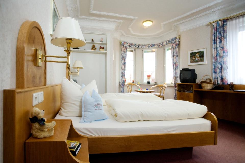 Zimmer im Teddybärenhotel @ Peter Marschall