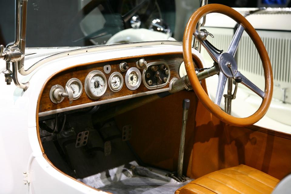 Mercedes Benz Wagen