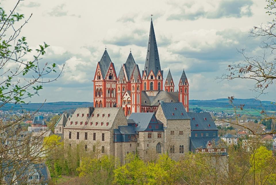 Limburger Burg und Dom, Region Lahn-Dill