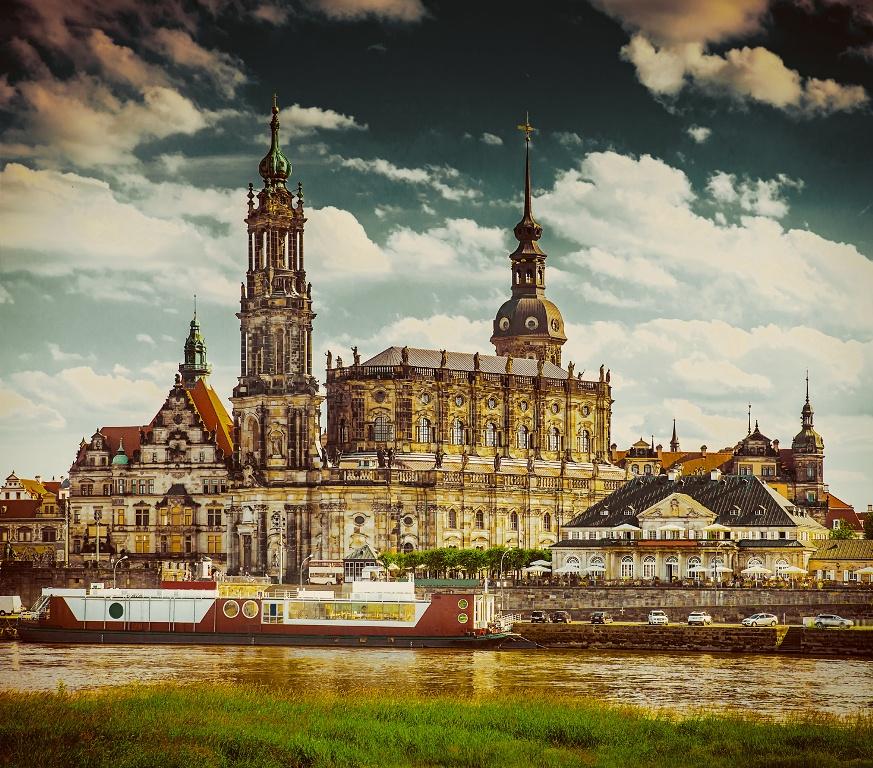 Innenstadt Dresden