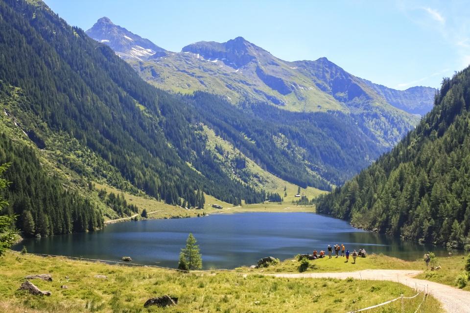 Riesachsee, Schladming, Steiermark