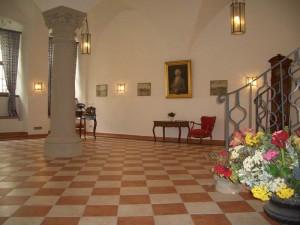 Eingangshalle Romantik Hotel Tuchmacher