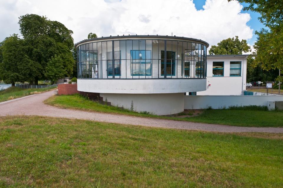 Dessau Elbe Kornhaus, Anhalt-Wittenberg