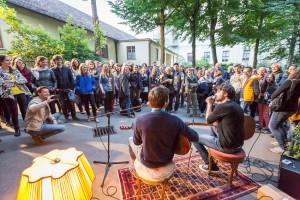 Internationales Straßenmusikfestival Ludwigsburg ©pulsmacher GmbH