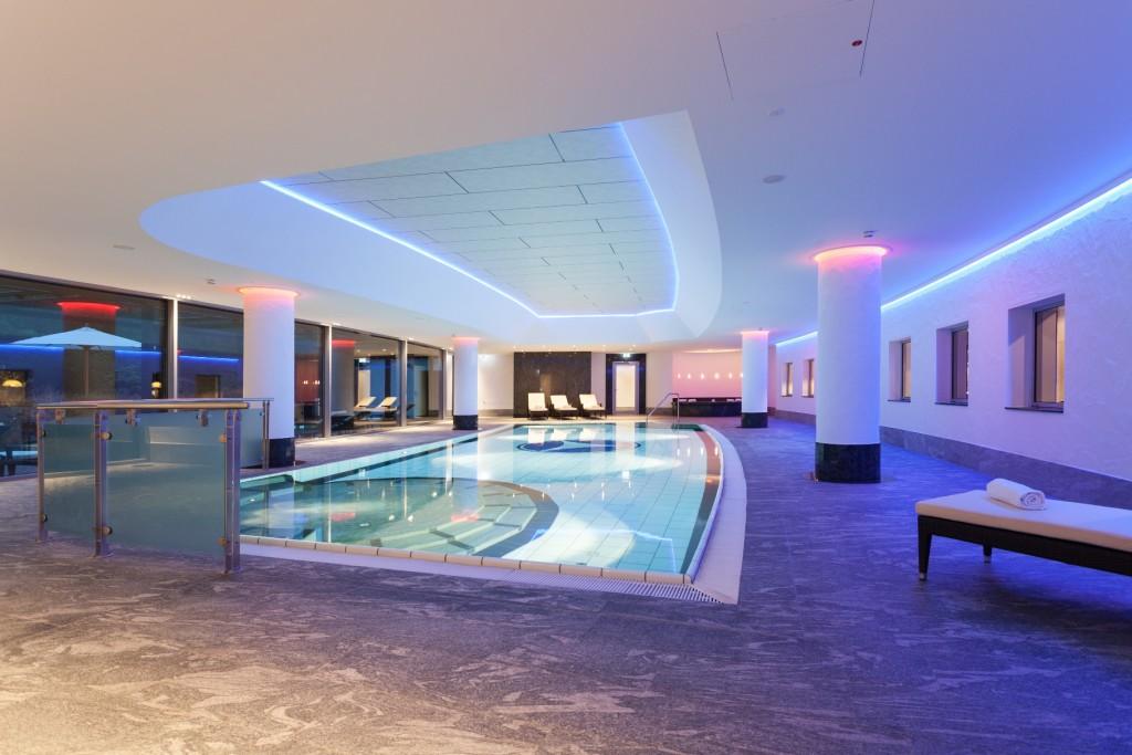 Pool im Sauerland Stern Hotel