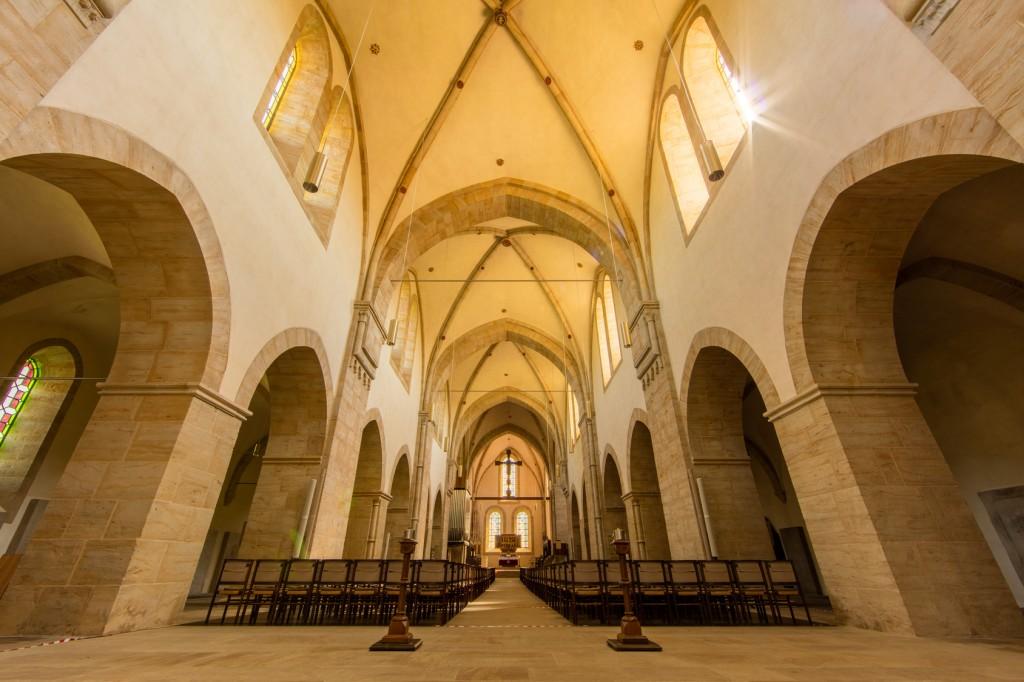 Altarraum der Klosterkirche Loccum
