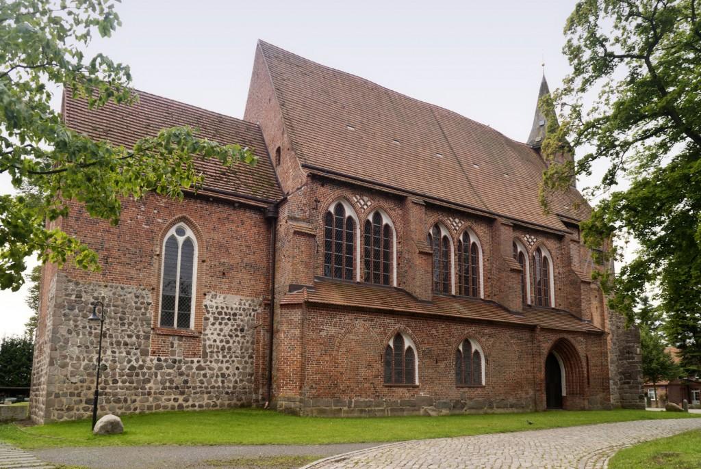 Kloster Zarrentin