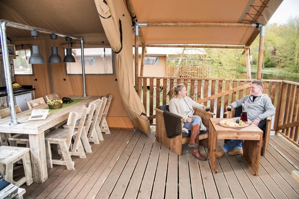Zelt Lodge © Serengeti-Park Hodenhagen