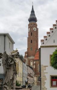 Basilika St. Jacob, Straubing