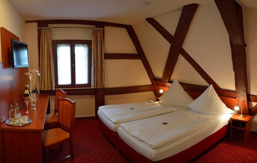Zimmer im Hotel Jägerhof