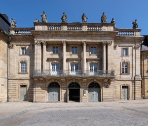 Opernhaus in Bayreuth