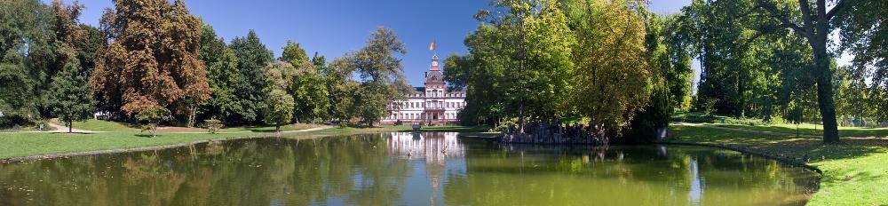 Schloss Philippsruhe in Hanau im Spessart