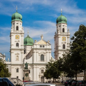 Stephansdom in Passau