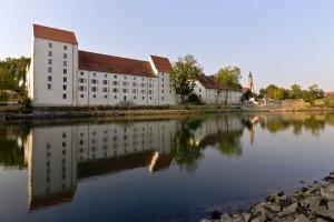 Herzogsschloss Straubing