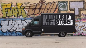 Wrapstars Food Truck