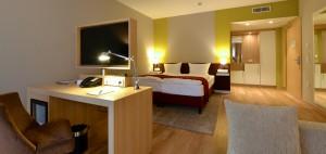 Zimmer im Weinhotel Kaisergarten
