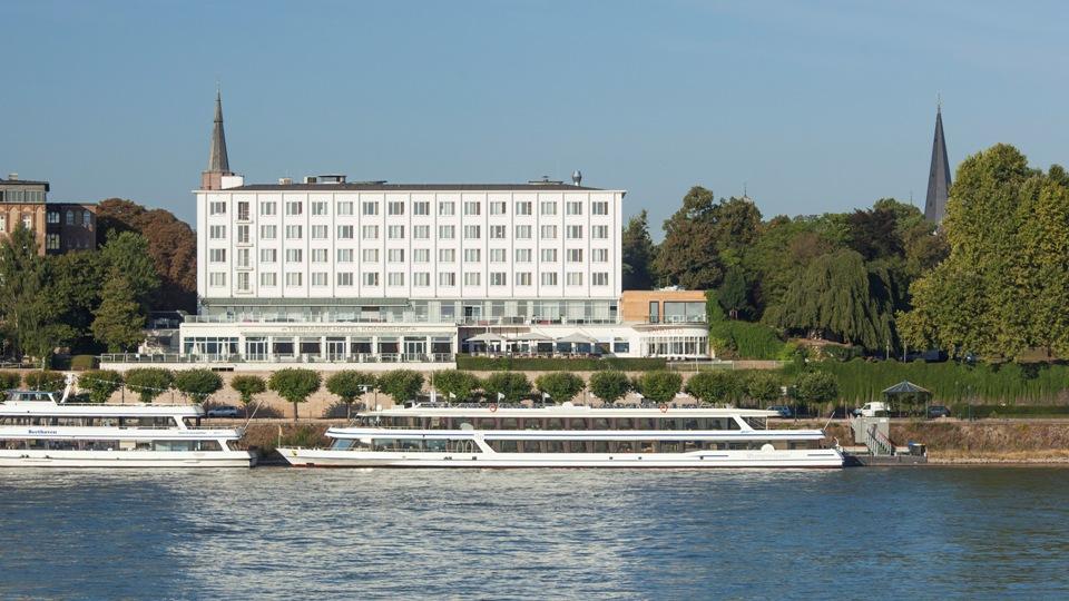 Außenansicht, Ameron Hotel Königshof