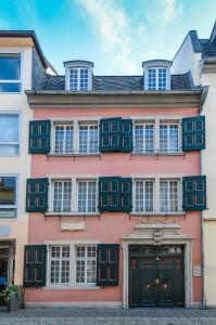 Beethovens Geburtshaus in Bonn
