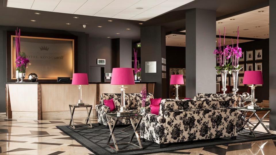 Lobby, Ameron Hotel Königshof