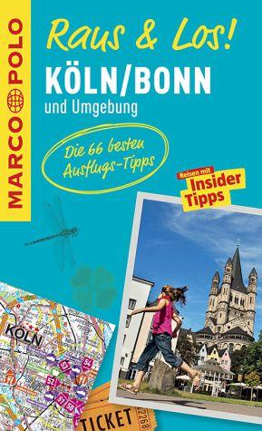 Buchtitel Raus & Los Köln/Bonn