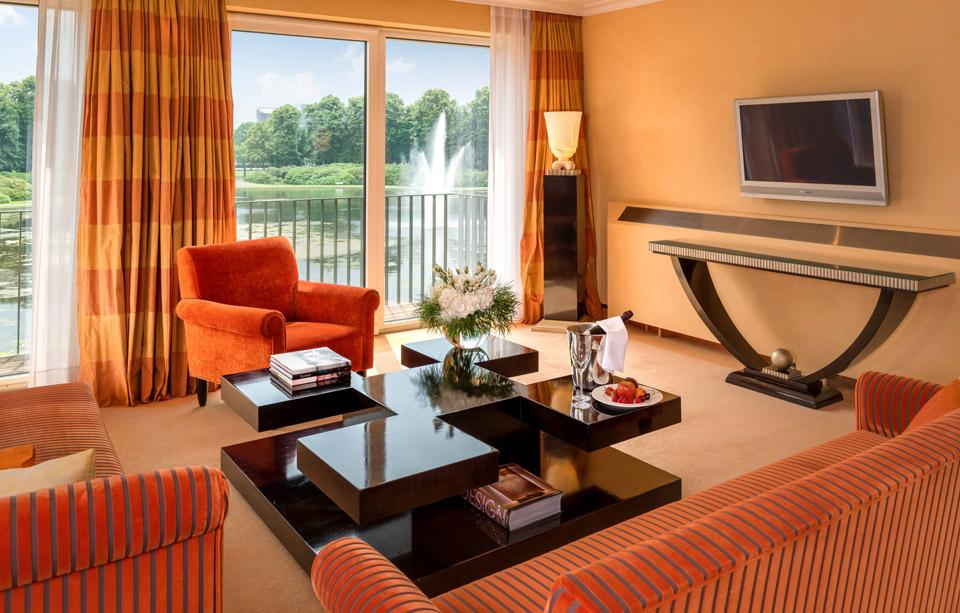 Suite im Dorint Park Hotel Bremen