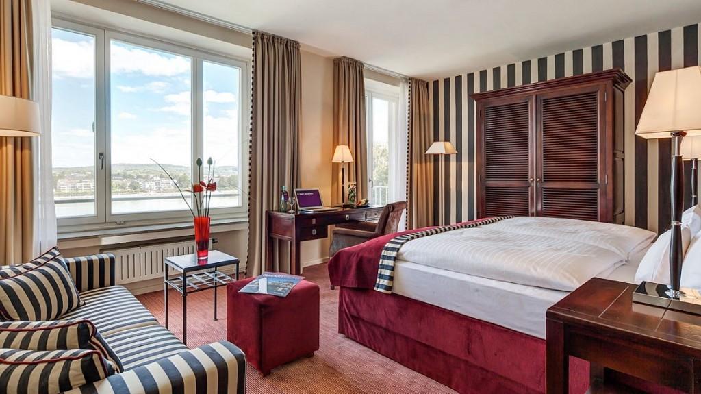 Junior Suite, Ameron Hotel Königshof