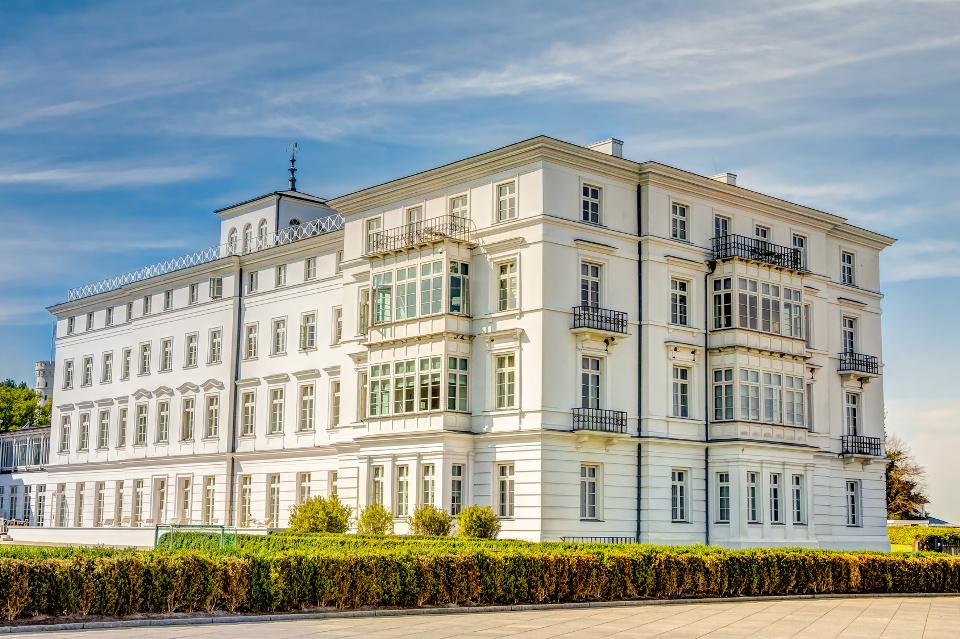Bäderarchitektur in Heiligendamm, Mecklenburger Ostseebäder