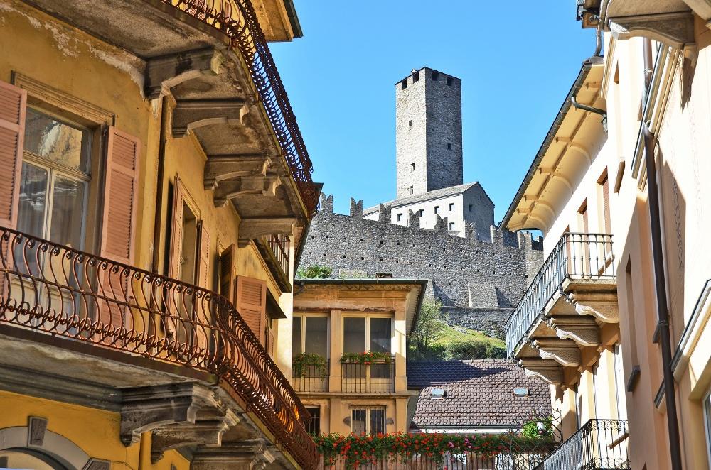 Bellinzona - Schweiz
