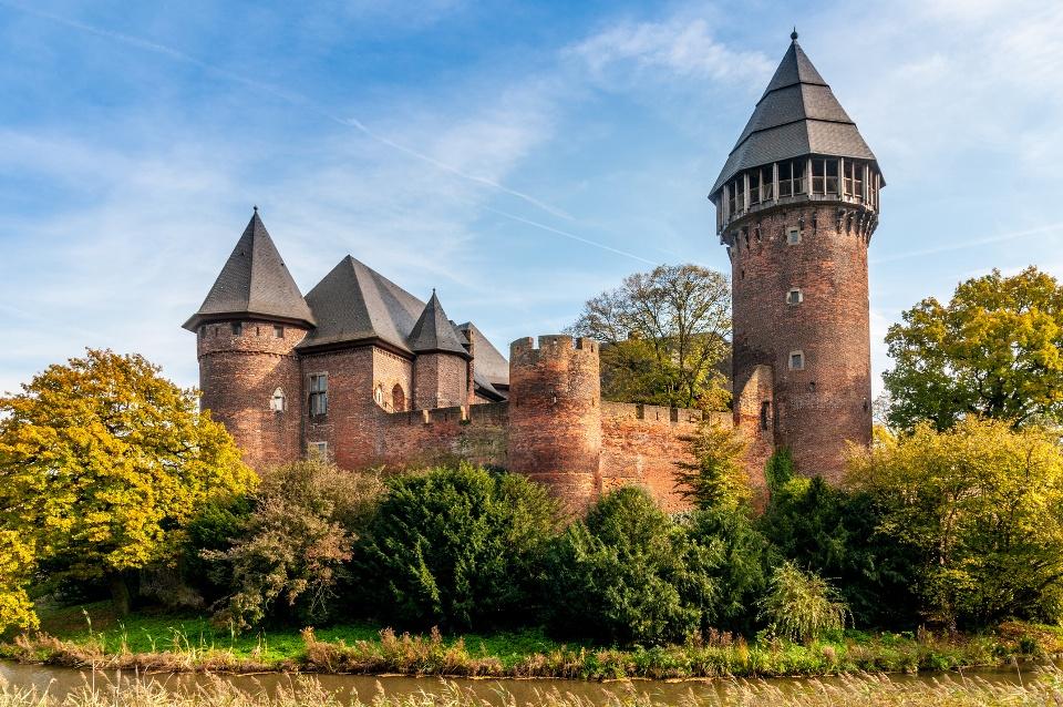 Burg Linn Krefeld, Niederrhein