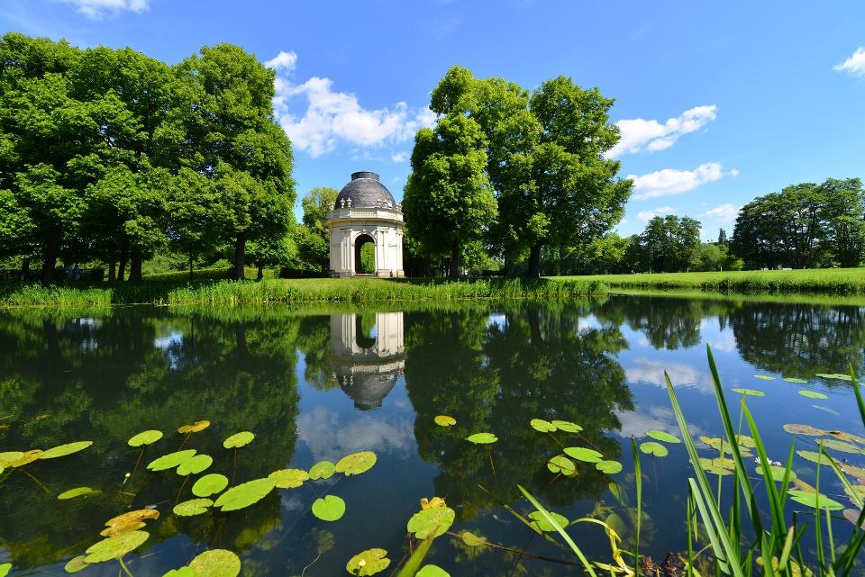 Herrenhäuser Gärten, Großer Garten, Hannover