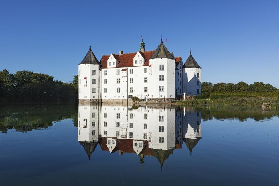 Schloss Glücksburg, Angeln