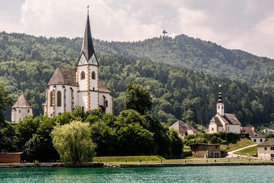 Kirche Maria Wörth am Wörthersee, Kärnten