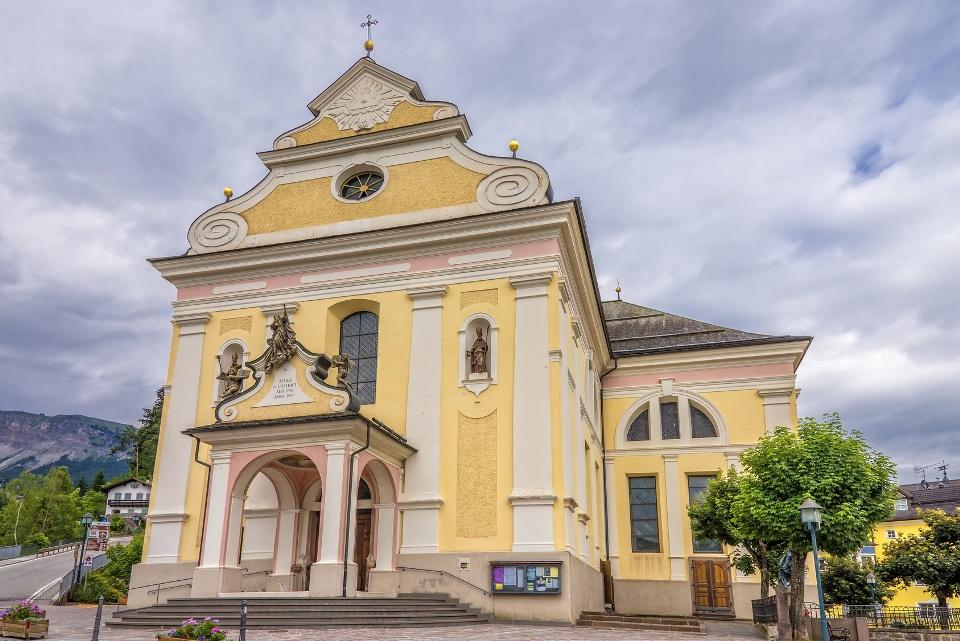 Pfarrkirche St. Ulrich in Gröden