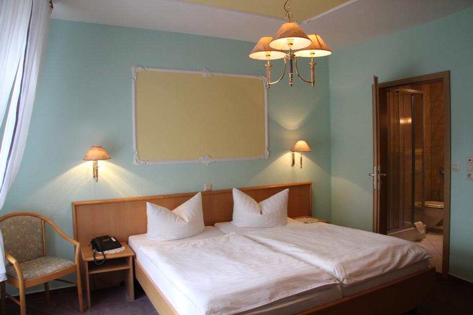Zimmer im Hotel zum Bürgergarten