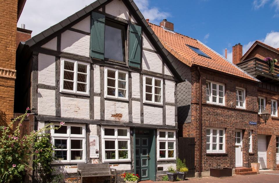 Altstadt von Hitzacker, Wendland