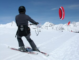 Snowkiting, Wintersporttrends