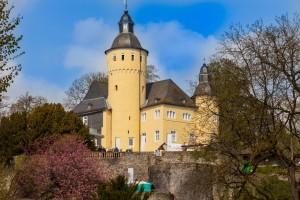 Schloss Homburg in Nümbrecht - Der Bergische Panoramasteig
