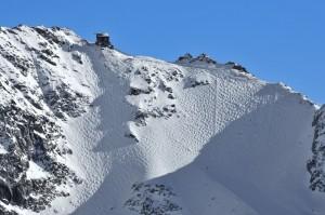 Mont Fort Abfahrt, Verbier